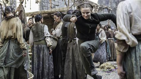 'game Of Thrones' Waif Dies Interview