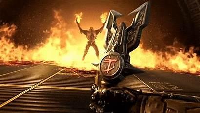 Doom Eternal Sword 4k