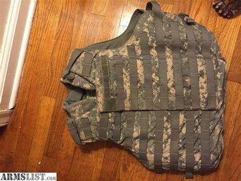 Military Body Armor / Acu Camo