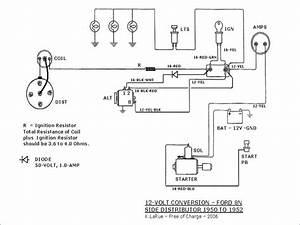 Farmall H Wiring Diagram 12 Volt