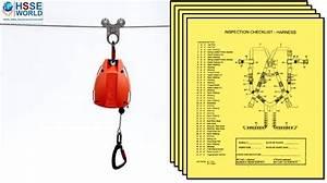 Lifeline  U0026 Harness Inspection Guide Checklist