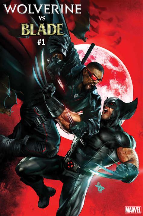 Marvel Comics Announces Wolverine Vs. Blade