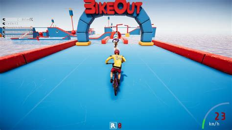 descenders wipeout game gamingonlinux