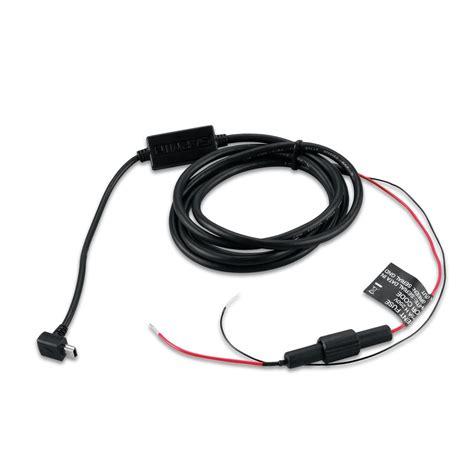 garmin usb power cable