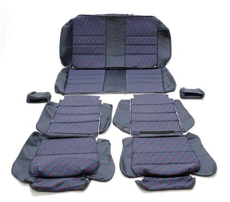 Upholstery Kit by Bmw E30 Mtech Evo3 Upholstery Seat Kit Kassel Performance