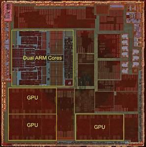 Teardown Of Apple U0026 39 S A6 Chip Reveals Manual Layout Of