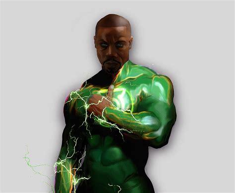 african green john stewart dc green lantern 2814 2 john stewart the