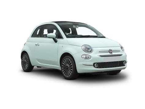 Fiat Leases by Fiat 500c Convertible Lease Deals What Car Leasing