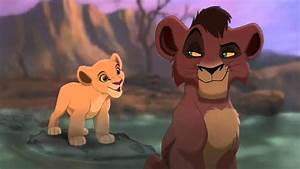 The Lion King 2 Simba's Pride Kiara Meets Kovu | Kiara ...