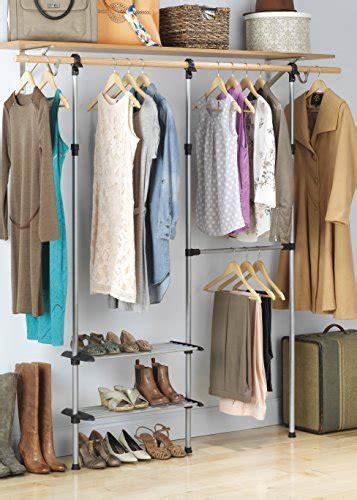 Custom Closet System by Whitmor Custom Closet Rod Closet System Silver New Ebay