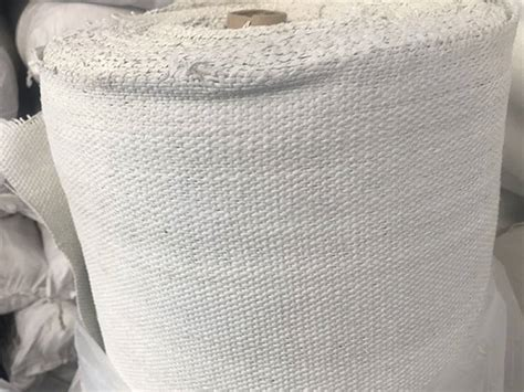 asbestos cloth excellent thermal insulating materials