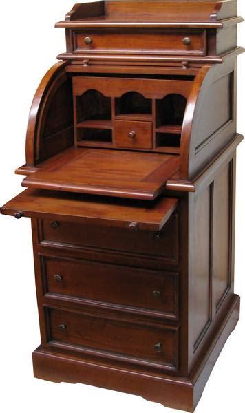 top bureau roll top mahogany bureau dsk010 lock stock barrel