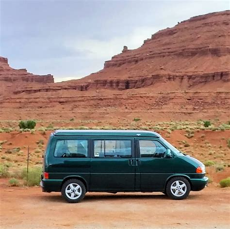Rent a Volkswagen Eurovan Weekender   Rocky Mountain