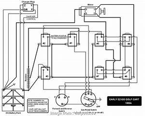 Wiring Diagram For Ezgo Marathon