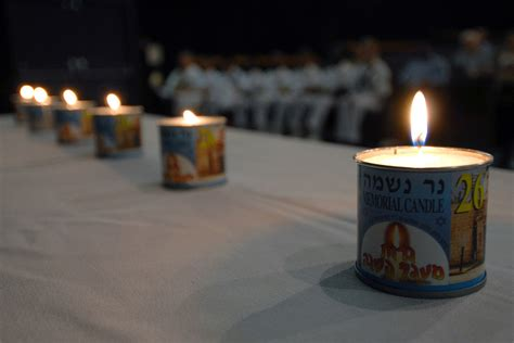 a candela yahrzeit candle