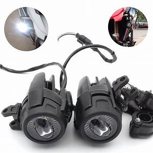 Pack Safety Bmw : pack 2 40w led auxiliary fog light assemblies safety driving lamp motorcycle for bmw r1200gs ~ Gottalentnigeria.com Avis de Voitures