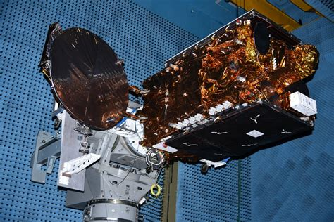 ISRO successfully launches satellite with military ...