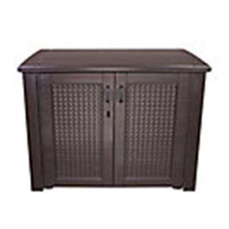 rubbermaid deck box canada rubbermaid 16 4 cu ft deck box storage cabinet the