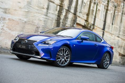 Lexus Rc 200 by 2015 Lexus Rc 200t Goauto Our Opinion