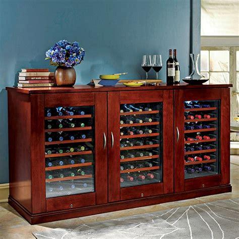 Trilogy Wine Credenza by Triology Credenza