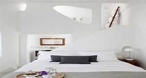 Deco Chambre Blanche : chambre blanche et d co zen on adore ~ Zukunftsfamilie.com Idées de Décoration