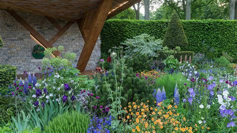 See The Morgan Stanley Garden at RHS Chelsea Flower Show ...