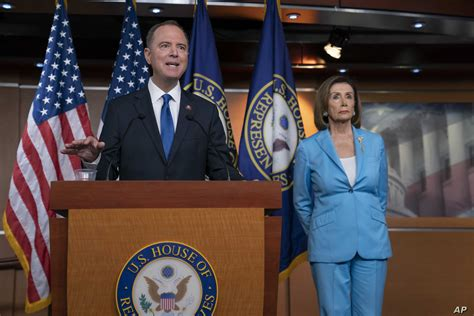 House Democrats Issue Subpoena to White House in ...