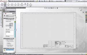 solidworks 2013 fundamentals how to create drawings and With solidworks drawing template tutorial