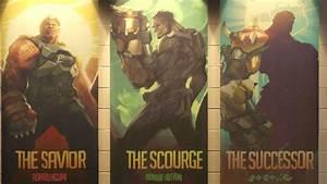 Possible Doomfist Leak In Overwatch Crash Files Heroes