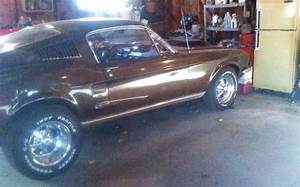 390 Equipped 1967 Ford Mustang GT Fastback