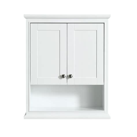 deborah  toilet wall cabinet  wyndham collection