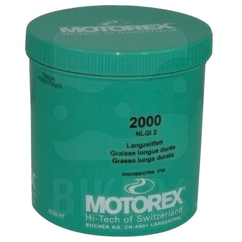 Motorex Bike Grease 2000 850g Bike24