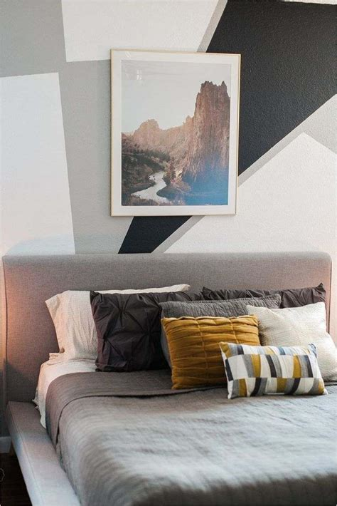 decor de chambre a coucher adulte chambre à coucher moderne 50 idées design