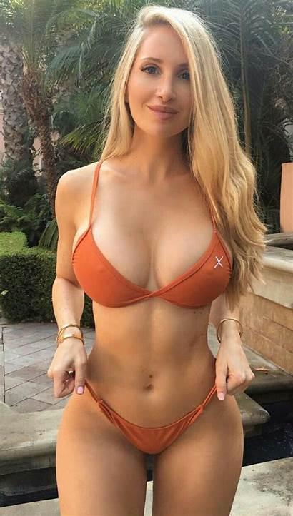 Bikini Bikinis Babes Amanda Swimsuit Beach Lee