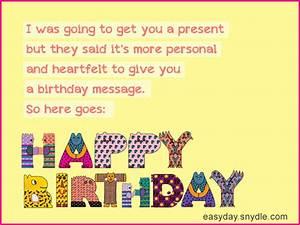 funny-birthday-wishes - Easyday