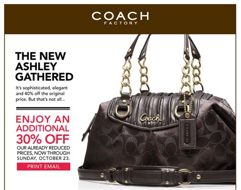 Kitchen Collection Coupon Code by Coach Outlet Coupons 2018 Printable Coupons