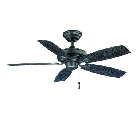 outdoor gazebo fans hton bay yg187 ni gazebo ii 42 in indoor outdoor