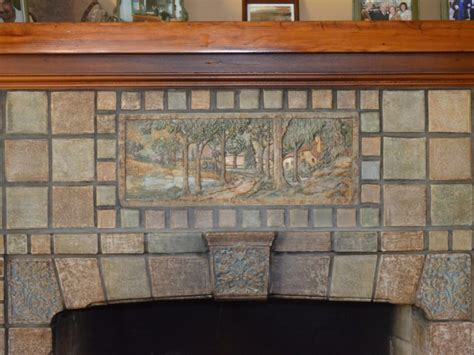 Batchelder Tile Fireplace Surround by Batchelder Tiles Are The Cat S Meow Monrovia Ca Patch