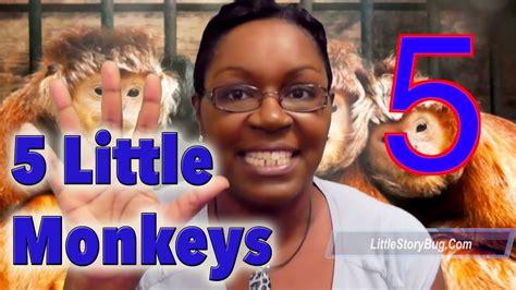preschool songs five monkeys littlestorybug 861 | maxresdefault