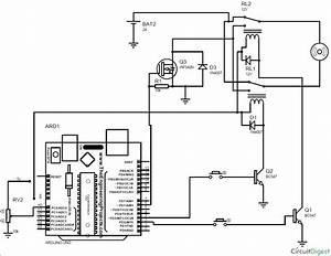 Compound Dc Motor Wiring Diagram Dc Compound Motor Schematic Wiring Diagram