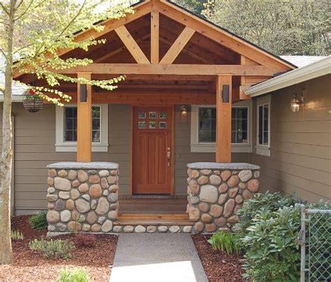 model atap rumah minimalis desain atap teras depan