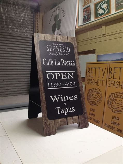 93 best images about amazing sandwich board sign on pinterest