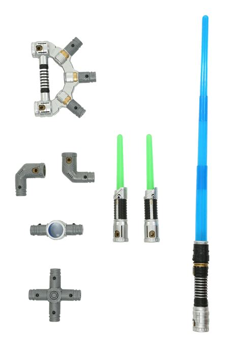 light saber builder wars episode 7 jedi master lightsaber bladebuilder kit
