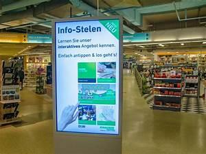 Knauber Online Shop : baum rkte knauber f hrt digital signage ein er ffnet innovation store invidis ~ Markanthonyermac.com Haus und Dekorationen