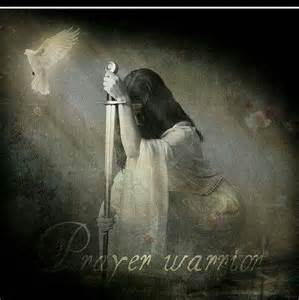Women Prayer Warriors in Armor of God