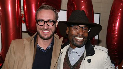 Billy Porter Adam Smith Are Engaged Playbill