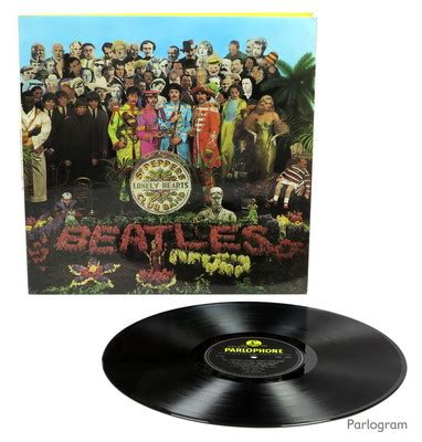 popsikecom beatles sgt peppers uk  st mono