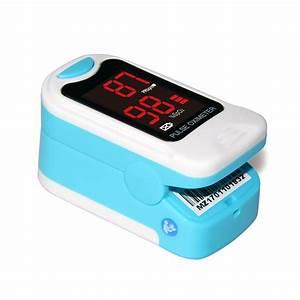 Fda Finger Fingertip Pulse Oximeter Blood Oxygen Spo2