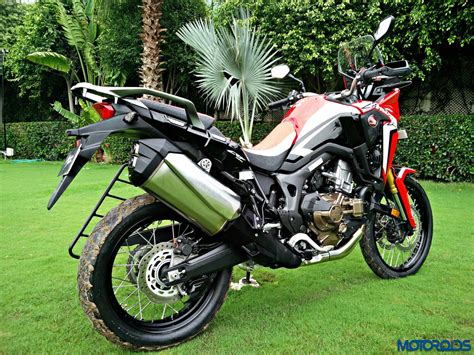 Honda Crf1000l Africa Twin Dct Review