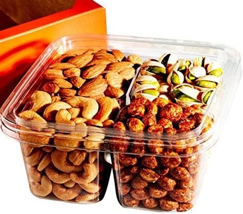 holiday gourmet food nuts gift basket 7 different nuts five star gift baskets five gift baskets gift basket gourmet food nuts 4 different delicious nuts five